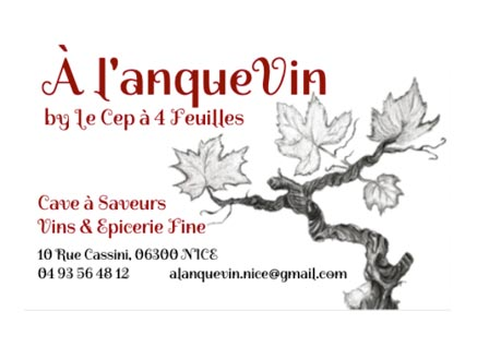 A l'anqueVin