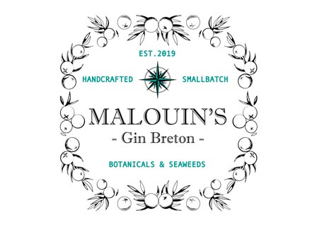 Malouin's Gin Breton