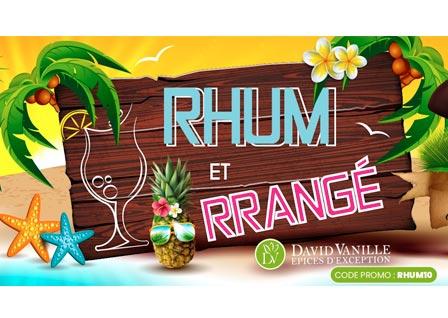 Rhum et Arrangés