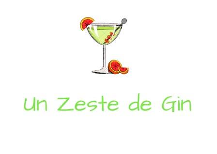 Un Zeste de Gin