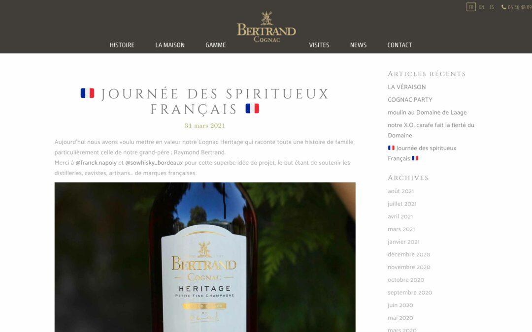 Bertrand Cognac